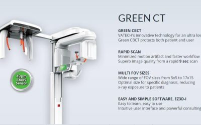 15% off VATECH GREEN 16 CBCT until September